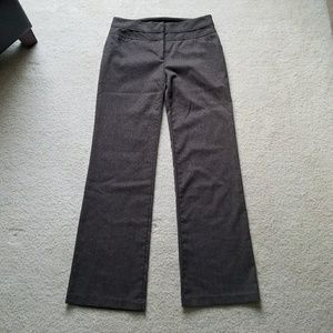 Iz Byer Brown Trouser Pants